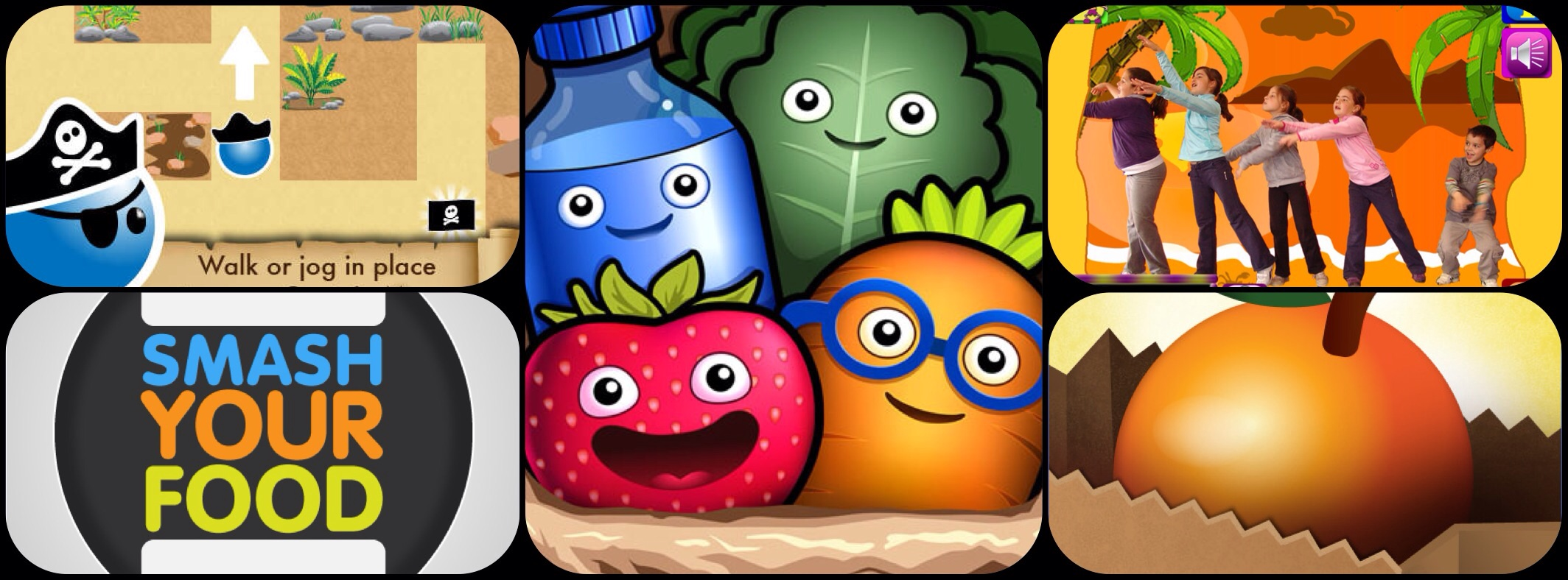 Best Health and Nutrition Education Apps for Kids
