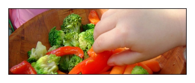How To Promote Healthy Eating In Early Years