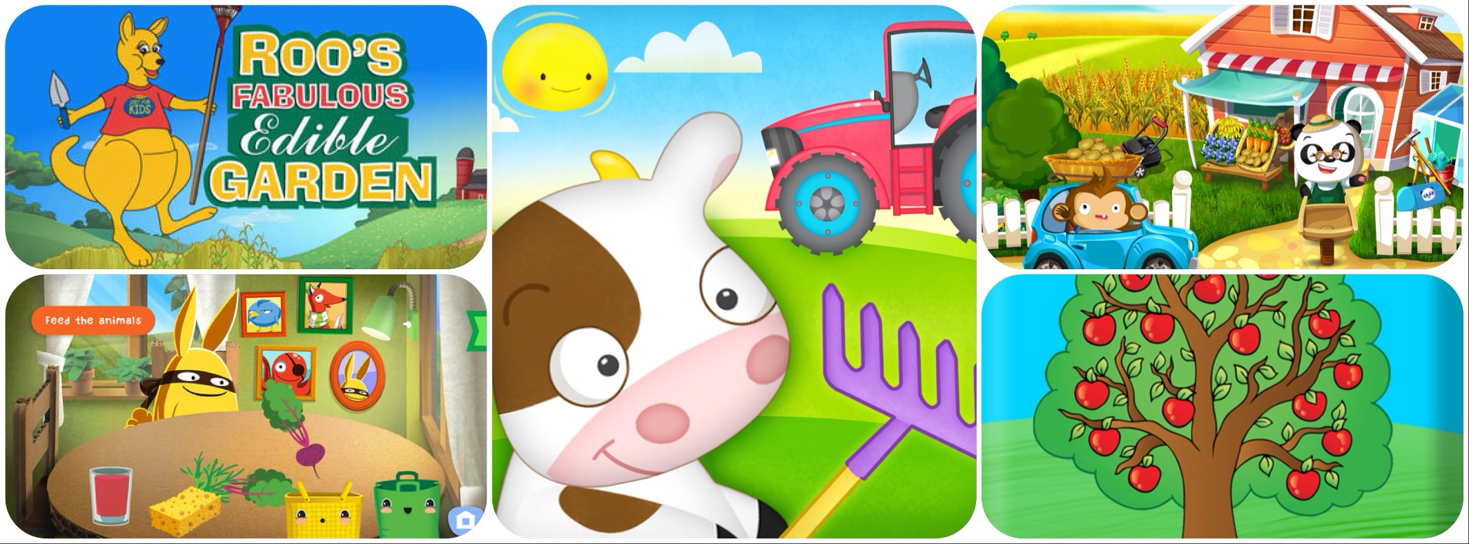 Best Gardening And Farming Apps For Kids 2015