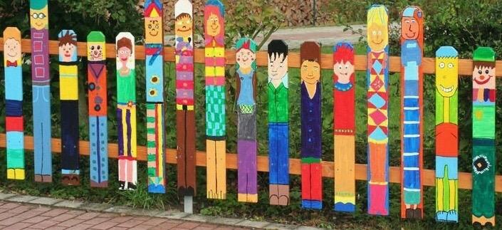Fun Community Garden Ideas