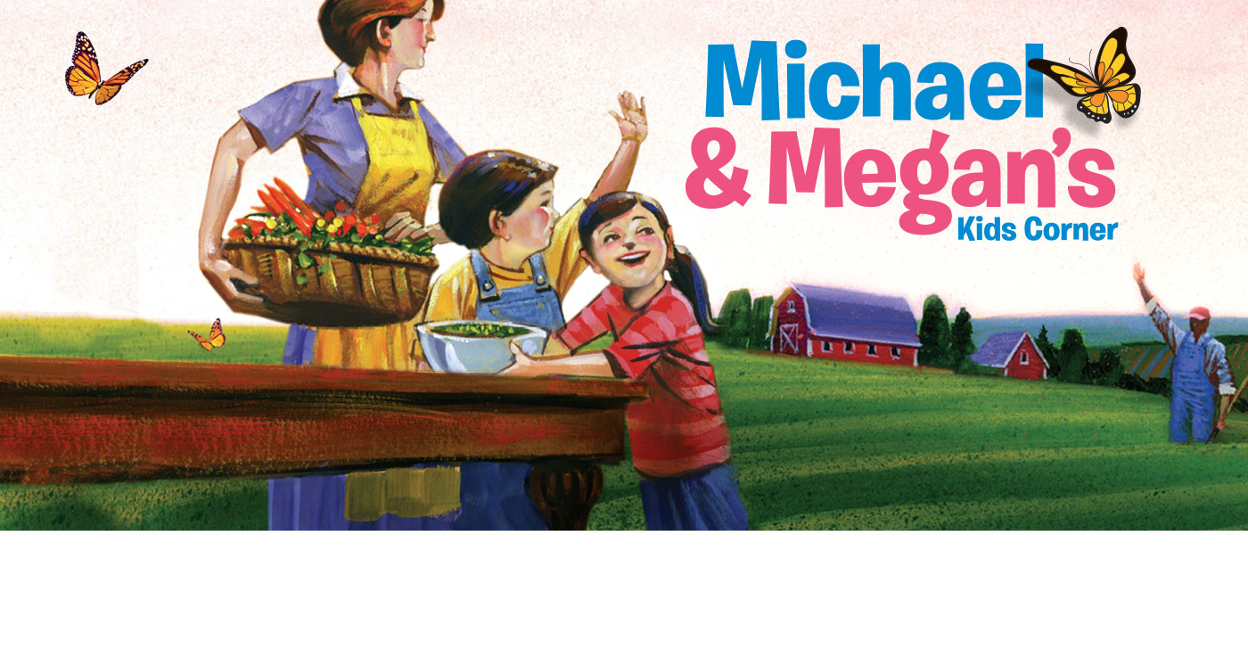 Michael & Megan's Kid's Corner
