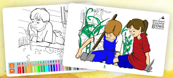 Colouring Books Preview