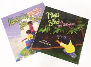 Plant a Seed books