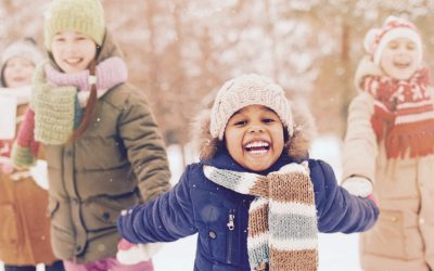 New Winter Outdoor Educational Activities for Children this Season