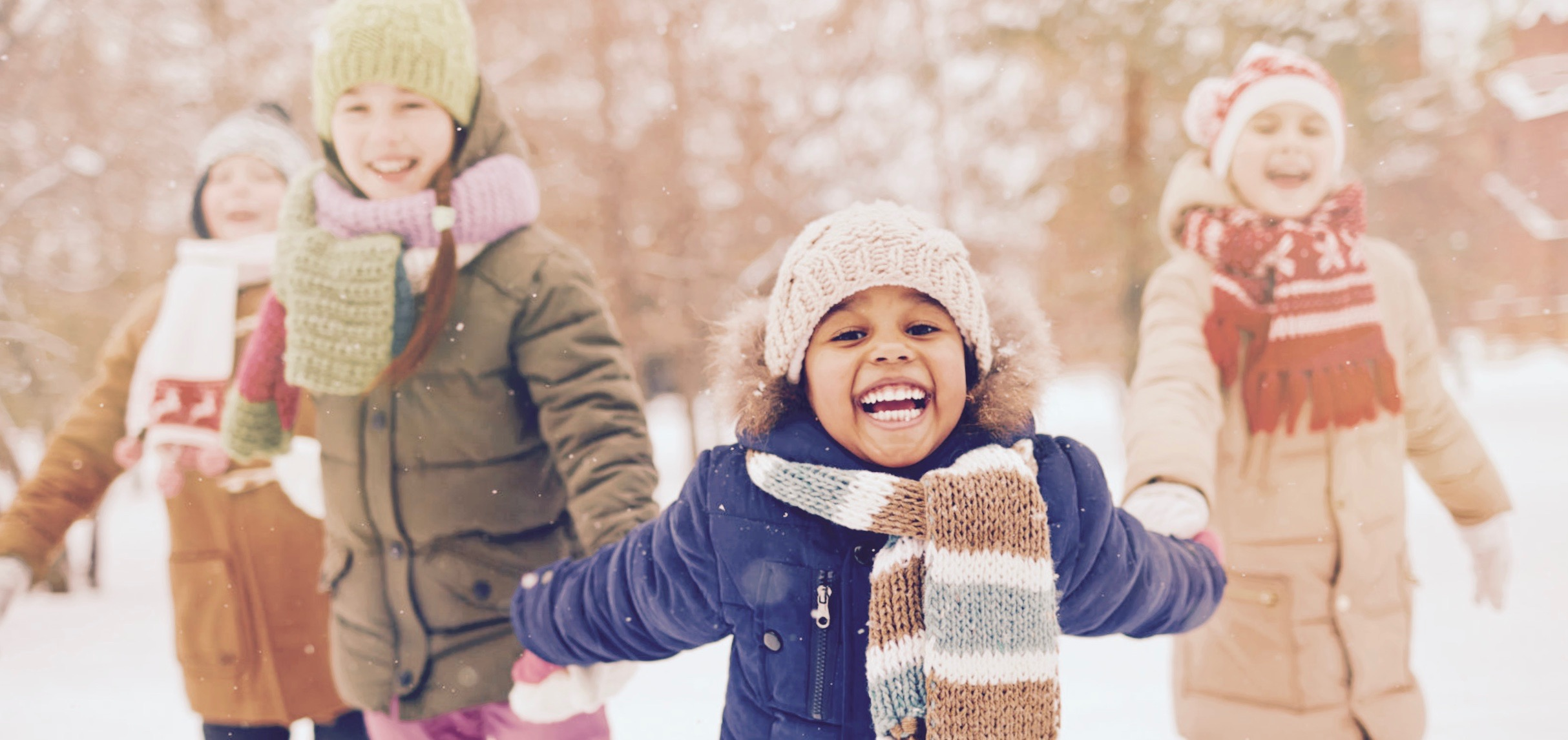 winter outdoor learning activities for kids