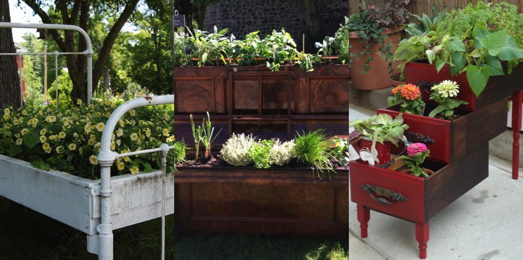 Repurposed Community Garden