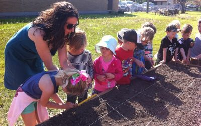 Port Weller Public School: The Treasure within the Garden