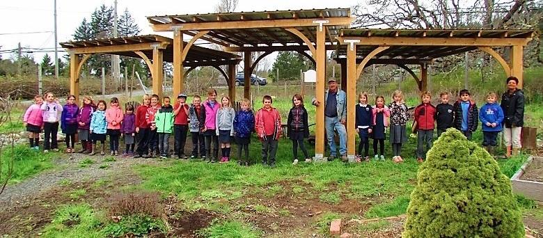 School Garden Examples