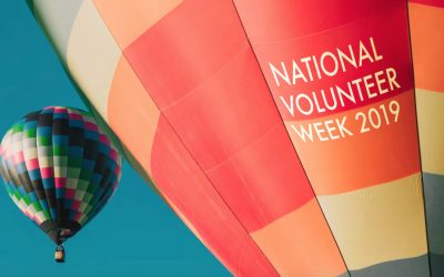 How to Celebrate National Volunteer Week in Canada 2019