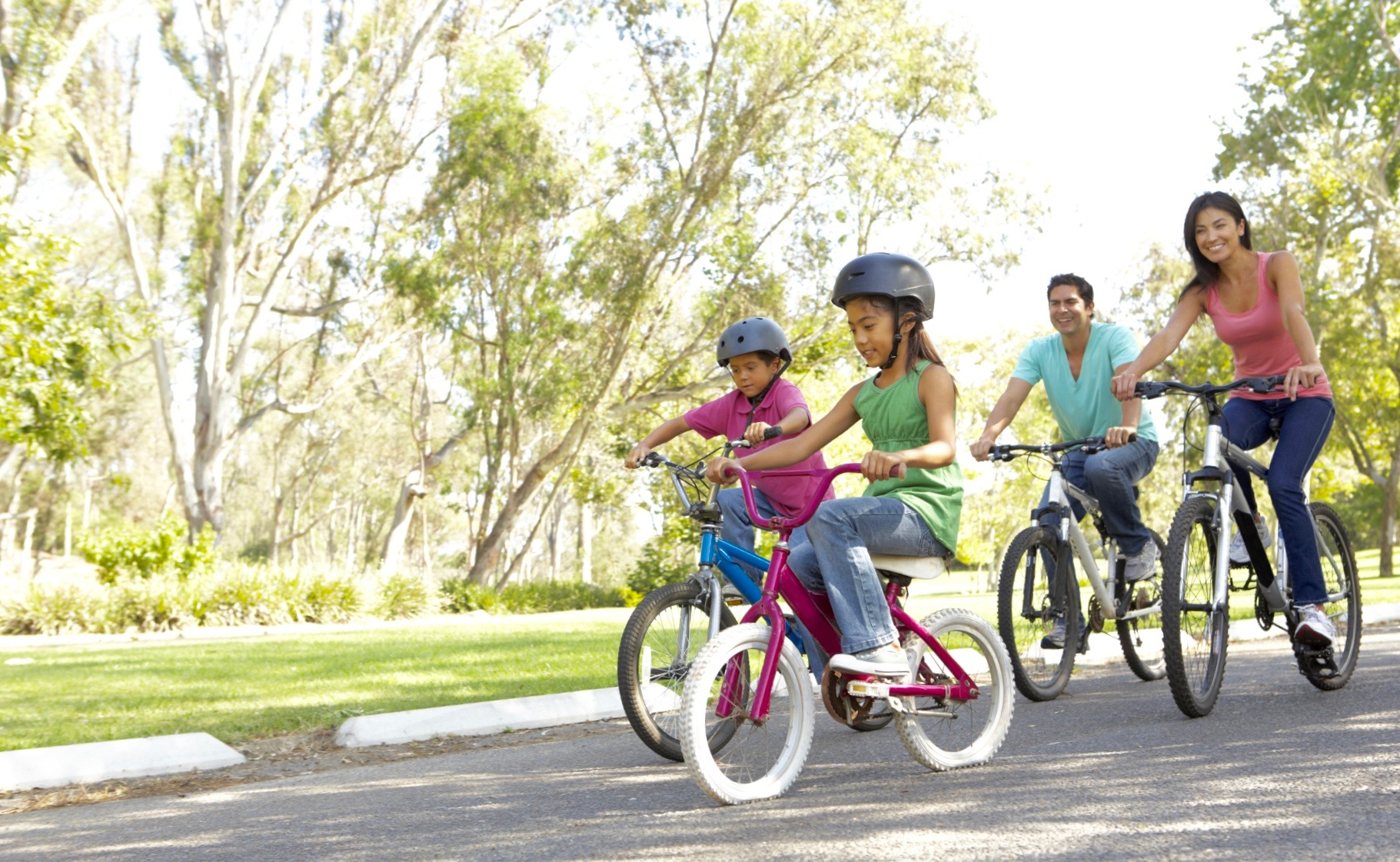 Outdoor Learning Experiences While Riding a Bike