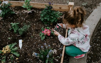 How Your Child Can Make Early Preparations for Their Spring Garden